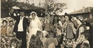 Naip yusuf köyünde kayda alınan Pomak geleneklerimizden Aret dalı almak.